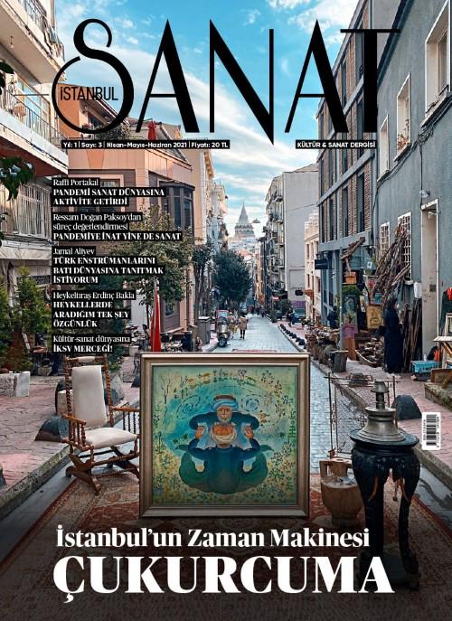 istanbul sanat dergisi